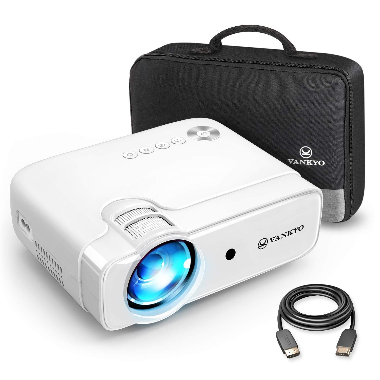 vankyo Proiettore, Videoproiettore Mini 4500 Lumen con 236
