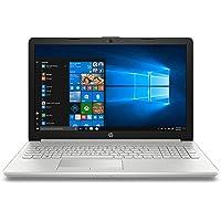 HP 15 da1041tu 2019 15.6-inch Laptop (8th Gen Core i5-8265U/8GB/1TB/Windows 10/Integrated Graphics), Natural Silver