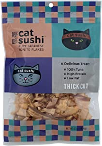 Cat Sushi Thick Cut Bonito Flakes, 0.7 oz