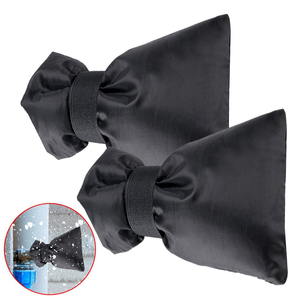 Amazon.com : OwnMy Outdoor Faucet Cover Freeze Protector Spigot Tap ...