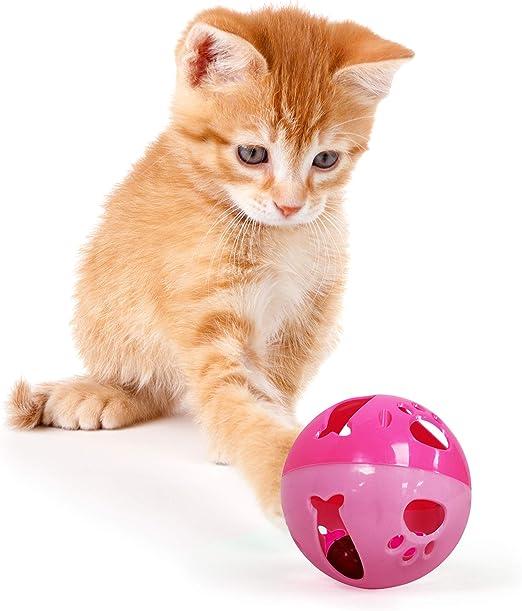 Cat Toys 21PCS//SET Pet Kitten Rod Fur Mice Toys Bells Balls Interactive UK New