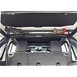 Best Jeep JL Wrangler Hi-Lift Jack Mount kit - Stealth by Dominion OffRoad (Please Read Fitment Details in Description…