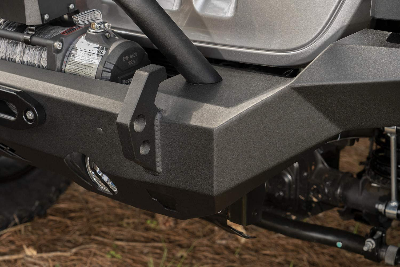 for 07-18 Jeep JK Rugged Ridge 11540.31 Front Full Width HD Bumper 18-Current JL and 2020-current JT Models