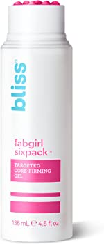 Bliss FabGirl Sixpack, Firming Gel, Made Without Parabens or Phthalates, 4.6