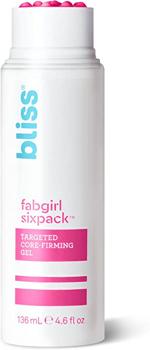 Bliss FabGirl Sixpack, Firming Gel, Made Without Parabens or Phthalates, 4.6 oz