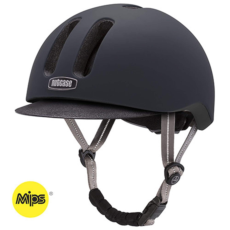 Nutcase - Metroride - Black Tie - MIPS - Casque de vélo (55-59cm)