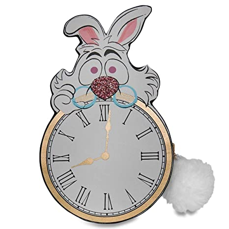 Disney El Conejo Blanco y el Reloj Pequeño Monedero - Alicia ...