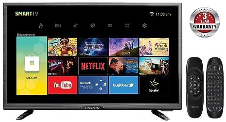 871c3dc6103 Kevin 81.3 cm HD Ready LED Smart TV K1200N1  Amazon.in  Electronics