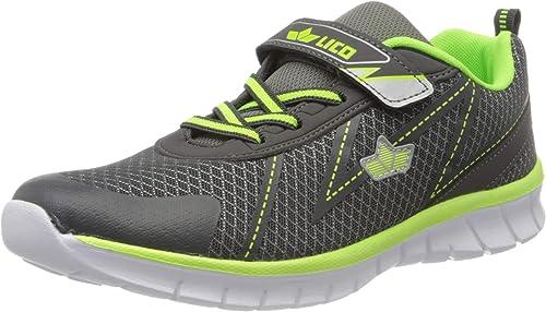 Lico Coventry Vs, Zapatillas de Marcha Nórdica para Hombre, Gris Gr/Lemon, 41 EU: Amazon.es: Zapatos y complementos