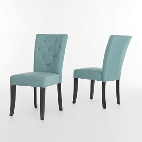 Christopher Knight Home Nyomi Fabric Dining Chair