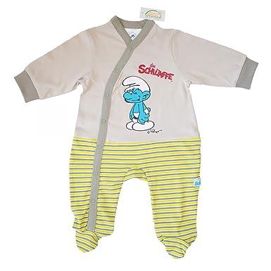 PEYO - Pelele - Manga Larga - para bebé niño beige beige: Amazon ...