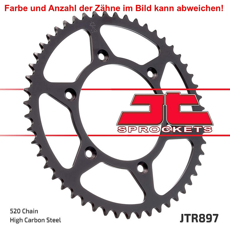 Kettenrad mit 42 Z/ähnen f/ür EXC 400 LC4 Competition 1993-1996 von jt-Sprockets