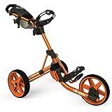 Clicgear 3.5–Golf-Trolley orange–All Orange