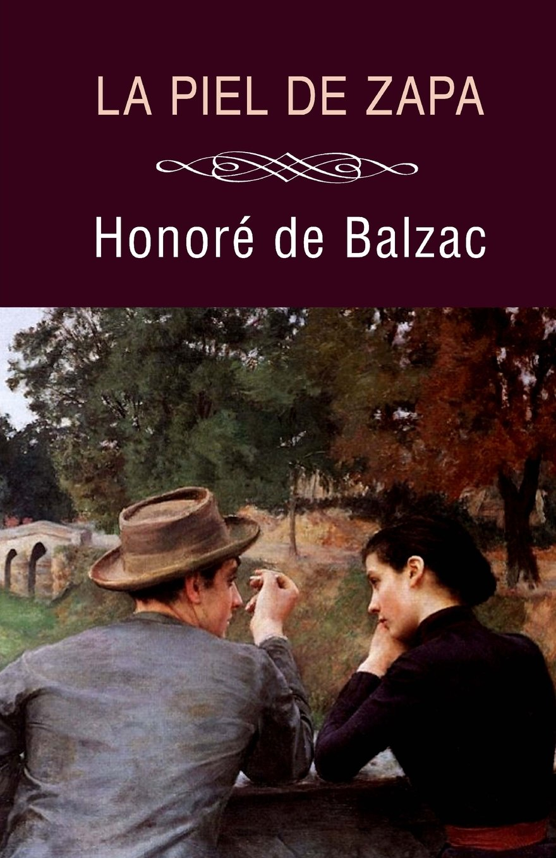 La piel de zapa (Spanish Edition): Honoré de Balzac ...
