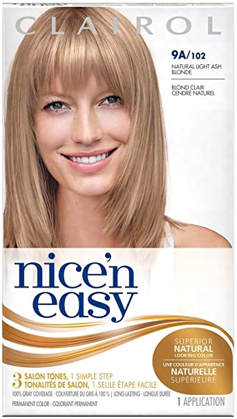Superb Clairol Nice U0027n Easy Hair Color, Natural Light Ash Blonde ... Good Looking