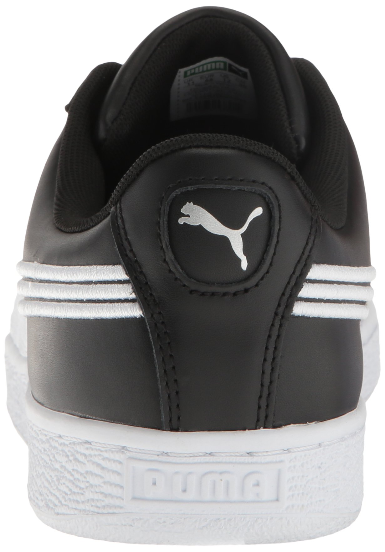 PUMA Men's Basket Classic Badge Fashion Sneaker