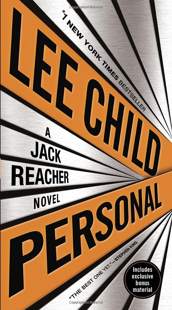 Image result for personal lee child