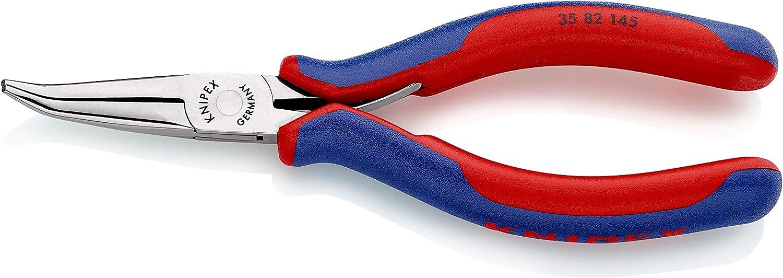 Knipex 35 42 115 Pince de pr/éhension pour l/électronique destin/ée /à des travaux de montage de pr/écision