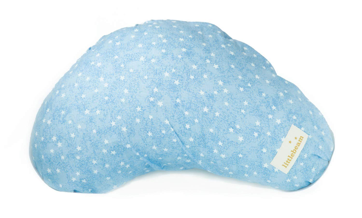 littlebeam Portable and Versatile Baby Bottle and Breastfeeding Nursing Support Pillow with Memory Foam ~ Starry Night by littlebeam