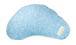 littlebeam Portable and Versatile Baby Bottle and Breastfeeding Nursing Support Pillow with Memory Foam ~ Starry Night