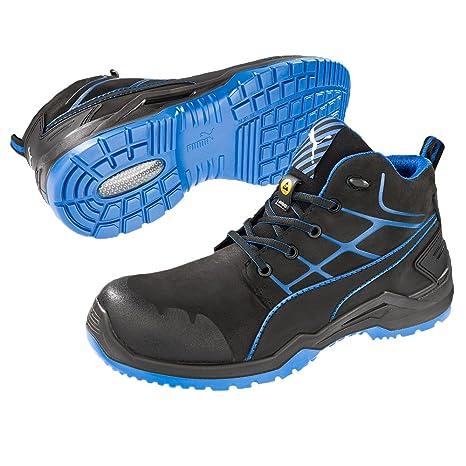 Abus 634200.47 Krypton Blue Mid S3 ESD SRC - Zapatillas de seguridad (talla 47): Amazon.es: Industria, empresas y ciencia