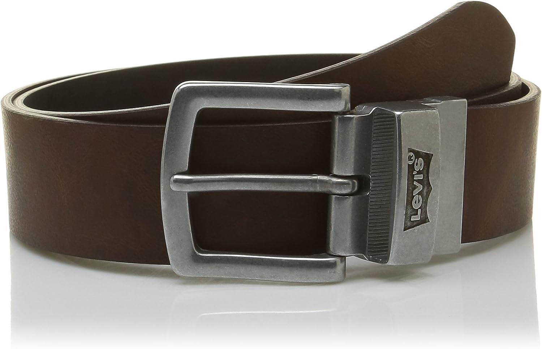 Levi's Cinturón cuero hombre reversible artículo 221063 reverse batwing leather