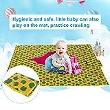 GLOGLOW Baby Picnic Mat Play Mat Outdoor Activity
