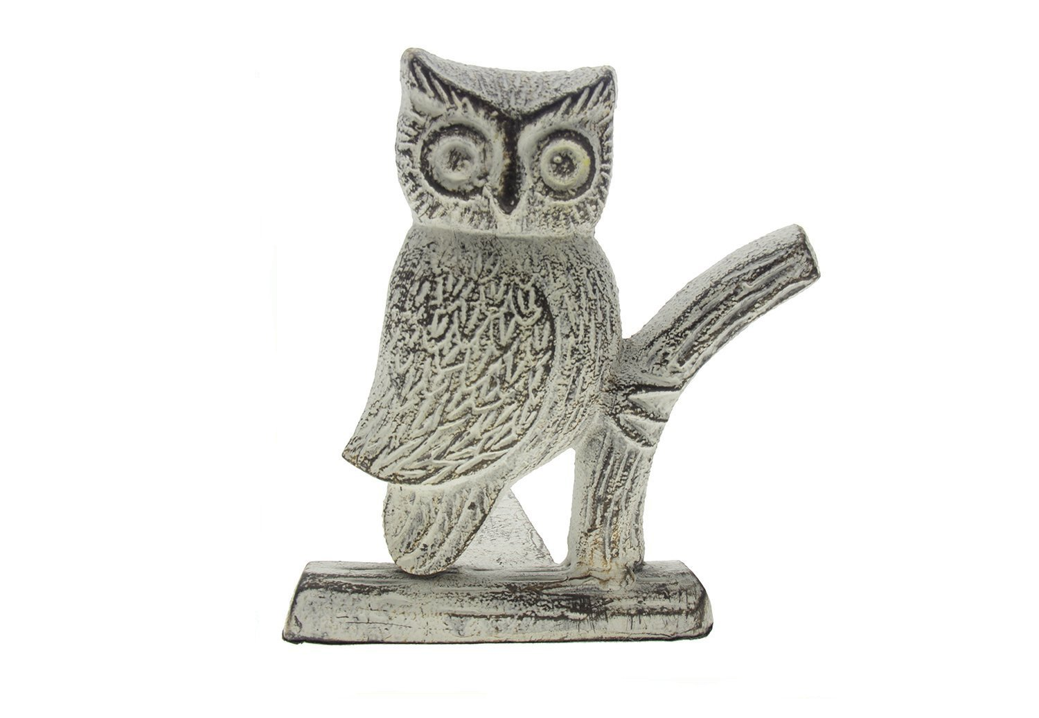 """Comfify Cast Iron Owl Door Stop 