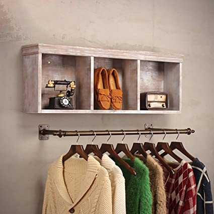GJymj Percheros, estante para zapatos, portabolsas, estantes para tiendas de ropa, expositor