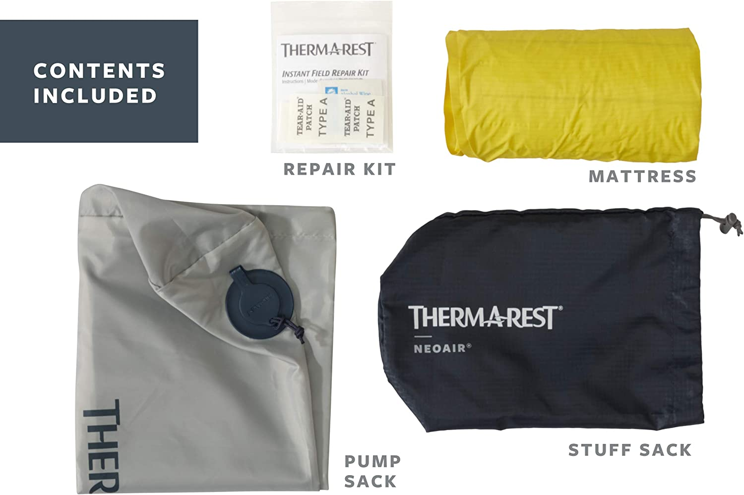 Therm-a-Rest Unisexs NeoAir XLite WingLock Ultralight Camping pad