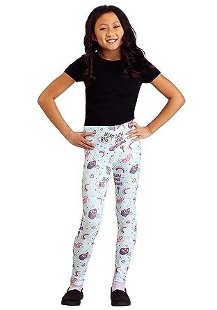 8c852b46a6496d Amazon.com: Nickelodeon JoJo Siwa All Over Print Leggings: Clothing