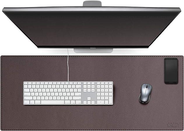 Cacoy Pu Leder Schreibtischunterlage Mate 39 4 L X Computer Zubehör