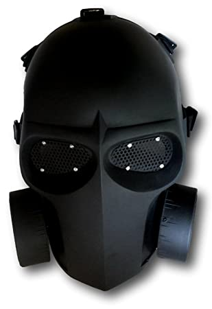 Army of Two Gas mask Airsoft máscara protectora Gear Sport Party Fancy exterior Ghost Máscaras Bb
