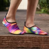 Womens and Mens Kids Water Shoes Barefoot Quick-Dry