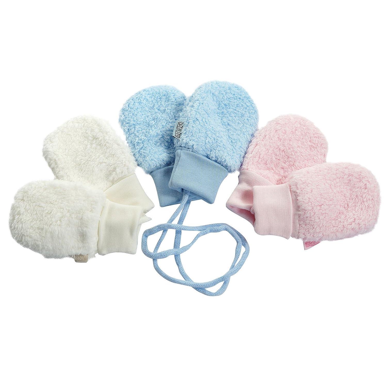 51c948dcf930f8 For you Fäustlinge Baby Winter Handschuhe Kunstpelz Mädchen Rosa Milchweiß  aus Baumwolle-Futter (Elfenbein/Milchweiß, 62/68 3-10 Monate): Amazon.de:  ...
