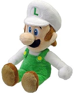 ab63ec435 Amazon.com: bioWorld Nintendo Super Mario Bros - Mario Rubber Logo ...