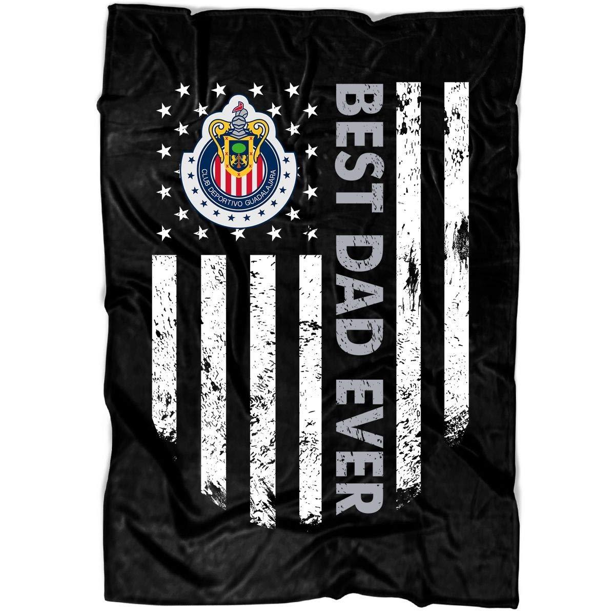 Amazon.com: CNTSTORE Club Deportivo Guadalajara Soft Fleece ...