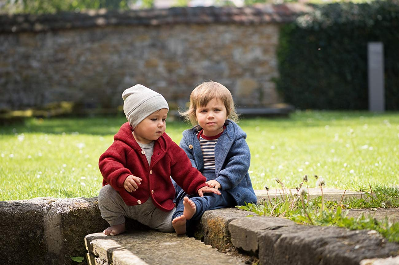 Berretto per Neonati e Bambini Angelo Natur 70/% Lana 39/% Seta