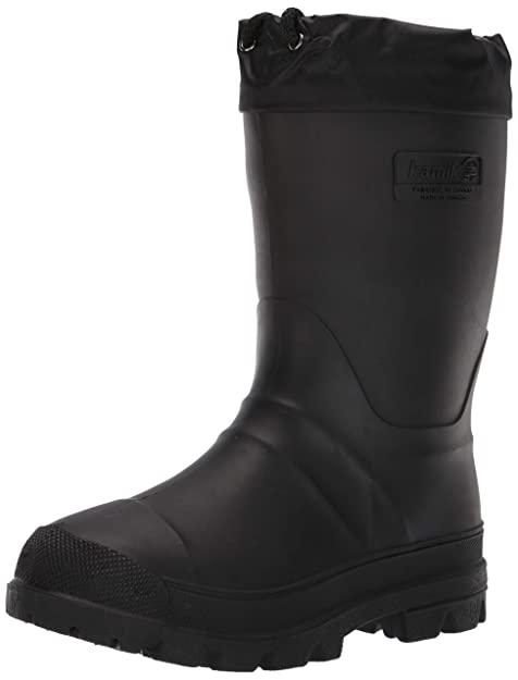 bd65a7632 Kamik Men's Hunter Insulated Winter Boot: Amazon.ca: Shoes & Handbags