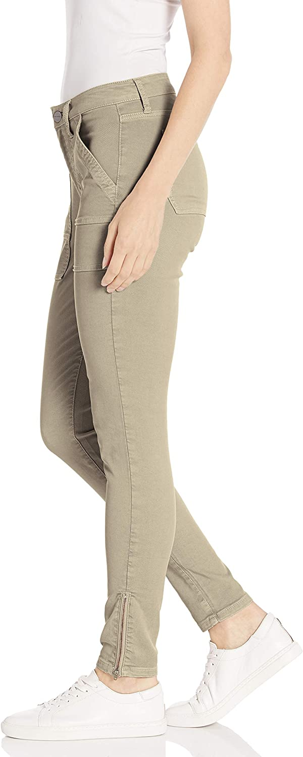 Daily Ritual Stretch Cotton//Lyocell Zip-Pocket Utility Pant Mujer Marca