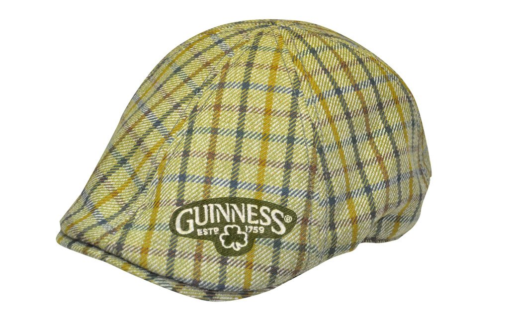 Guinness Green Plaid Ivy