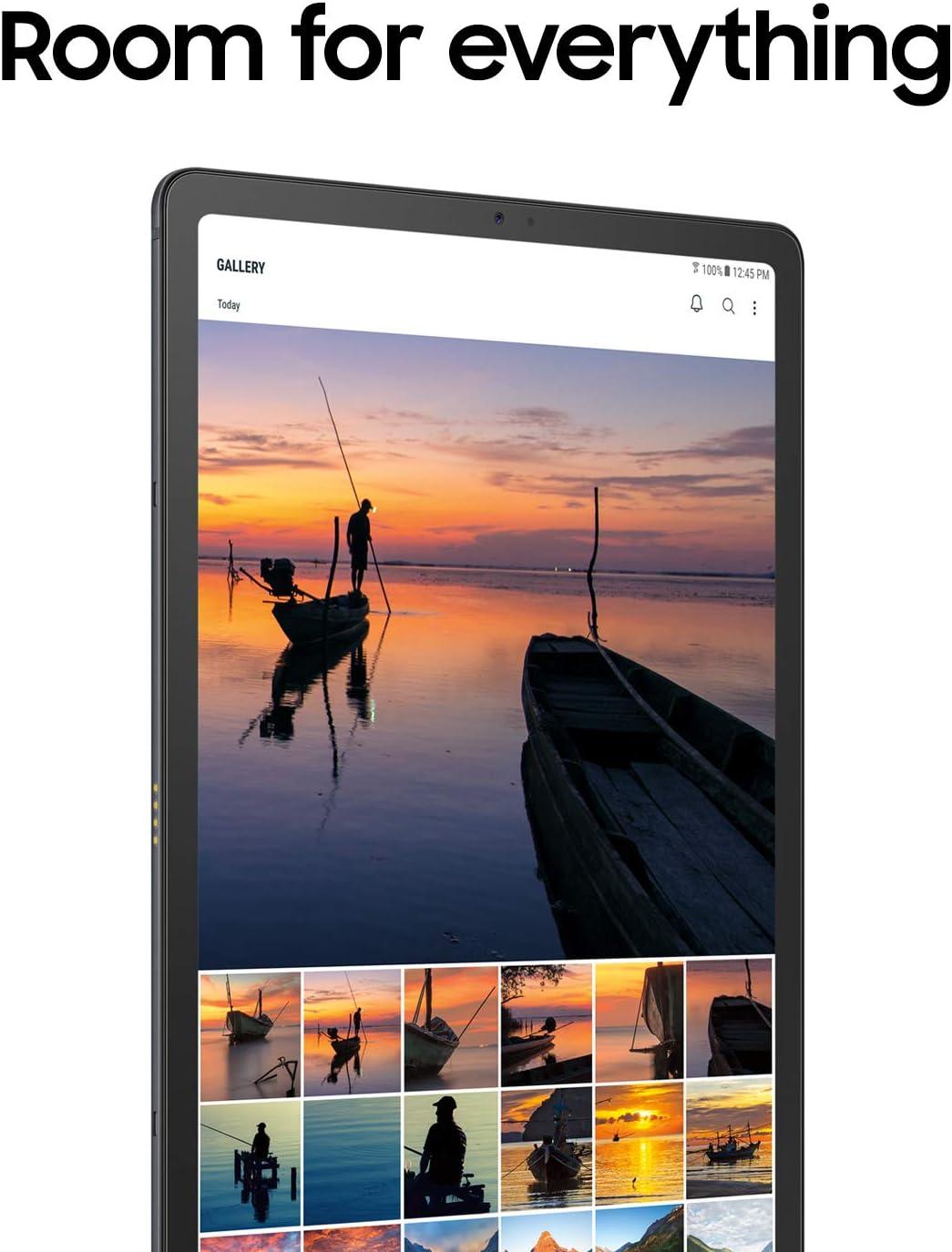 SM-T720NZSAXAR 2019 Samsung Galaxy Tab S5e 64 GB WiFi Tablet Silver