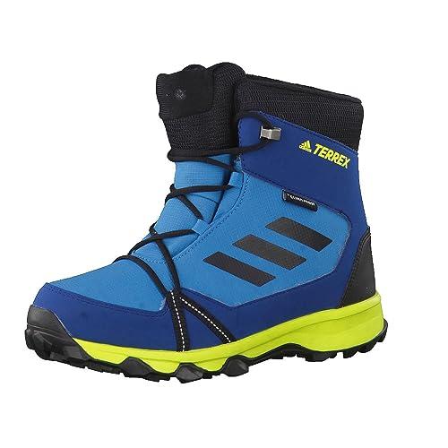 adidas Terrex Snow CP CW K, Botas de Senderismo Unisex para Niños: Amazon.es: Zapatos y complementos