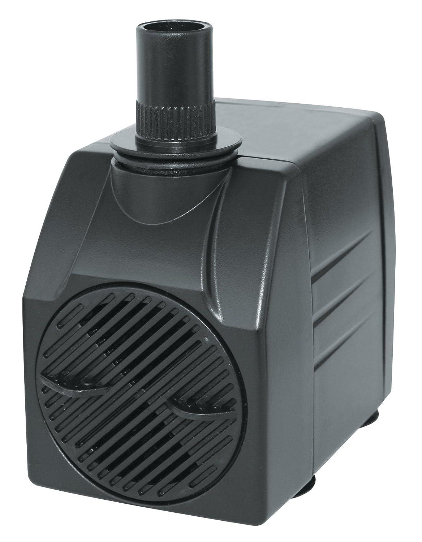 EG Danner Herstellung dnr01723 sp-290 290 GPH Pumpe statuaire mit Barb Verschraubungen