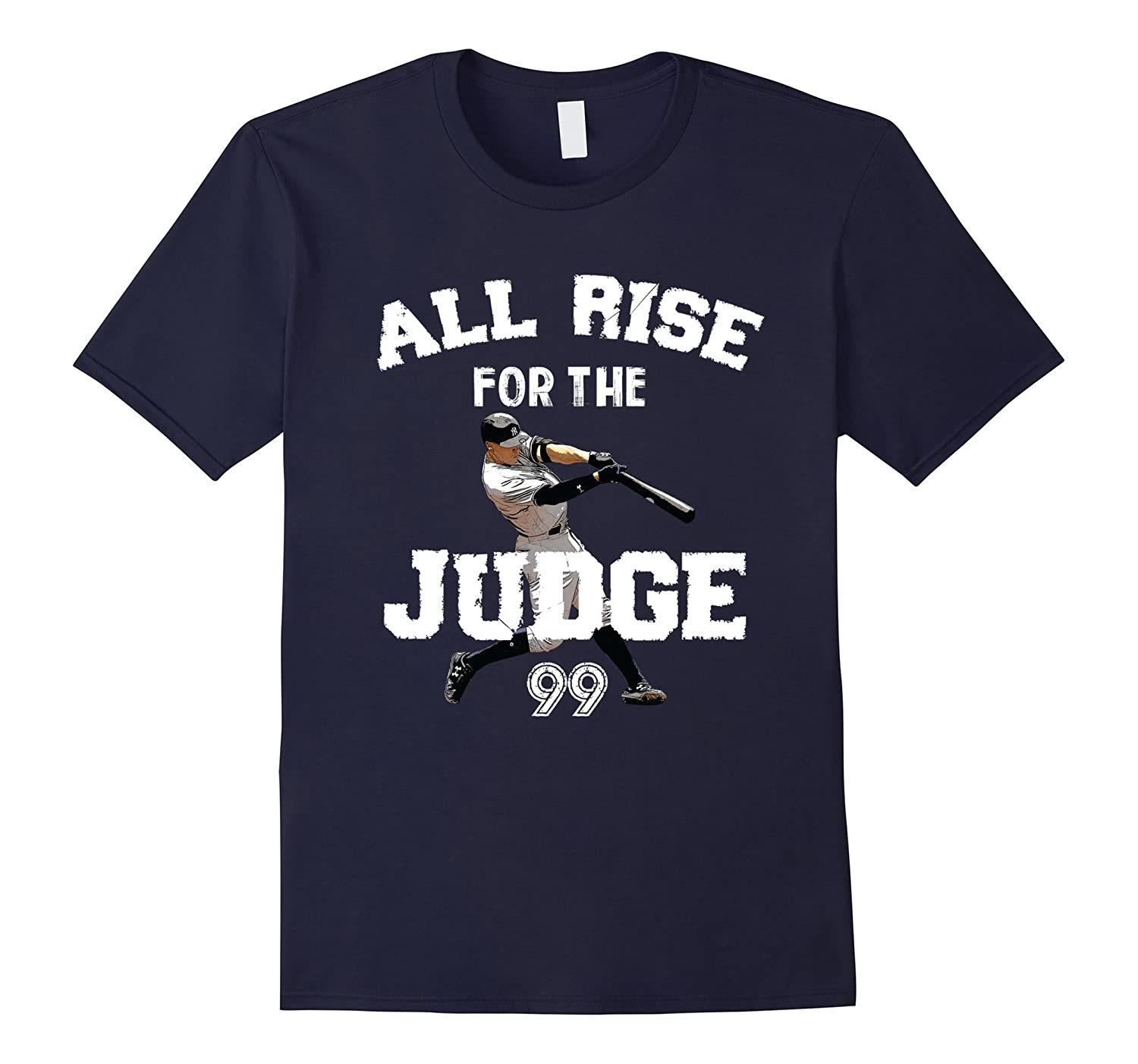 All rise aaron for the Judge 99 Shirt illustration Graphic-PL
