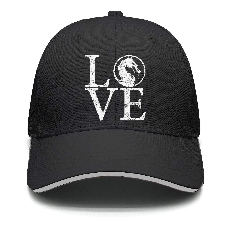 Unisex Return-Mortal-Kombat-Love Trucker Hat Cool Cap Hip Hop caps
