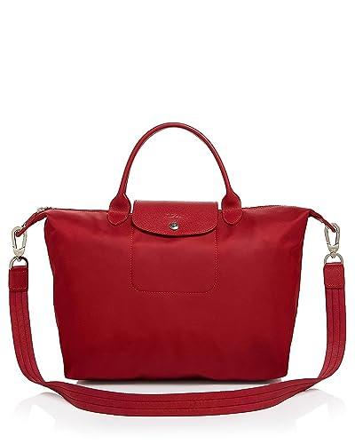 Image Unavailable. Image not available for. Color  Longchamp Medium Handbag  - Le Pliage Neo 0a851958f3