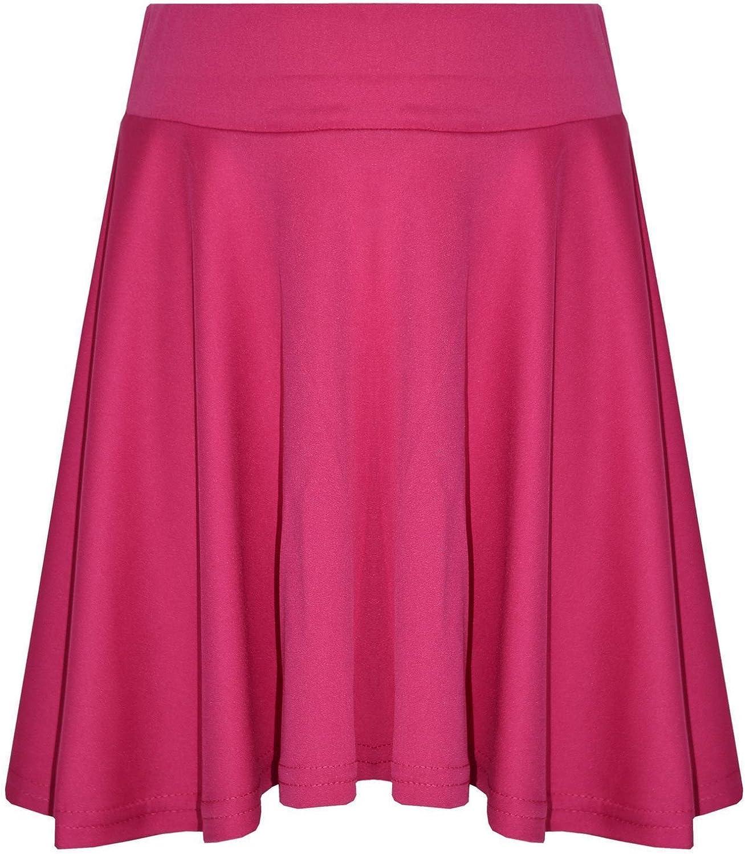 A2Z 4 Kids/® Girls Top Kids 98 Print Stylish Crop Top /& Fashion Skater Skirt Set New Age 5 6 7 8 9 10 11 12 13 Years