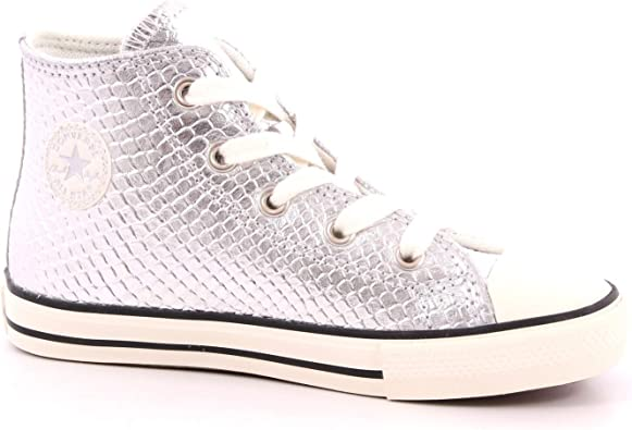 Converse 765894C Baskets Fille: : Chaussures et Sacs