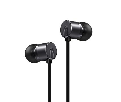 44ff6ad4132 OnePlus Bullets Earphones (V2) Black: Amazon.in: Electronics